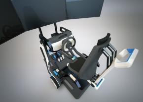 SIM.one Mobile DrivingSimulator