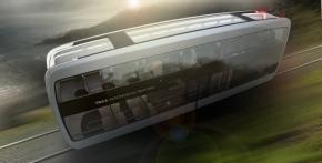 TRAX autonomous tram-train