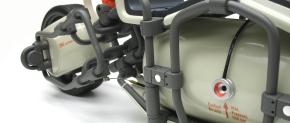 Airrider – Druckluft betriebenesZweirad
