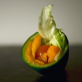 Gemüse Origami