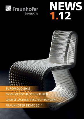 Bionic Chair im FraunhoferNewsletter