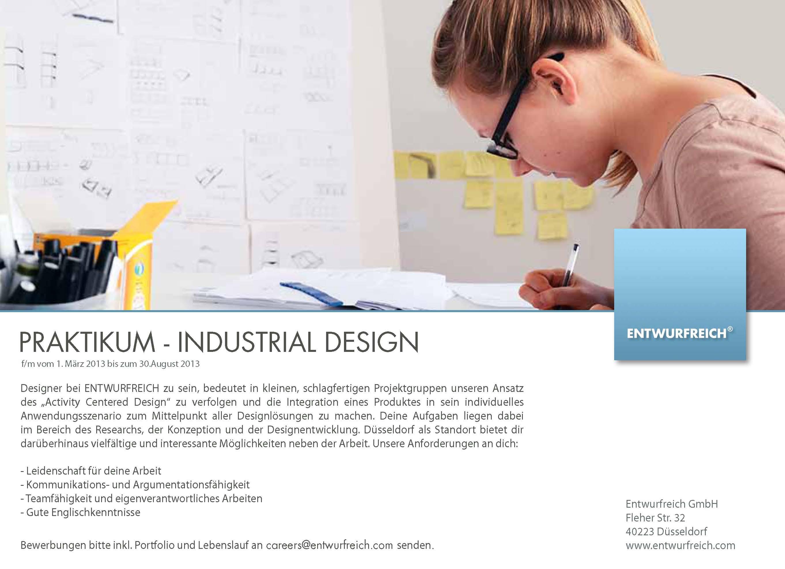 Charmant Praktikum Setzt Engineering Fort Ideen - Beispiel Business ...
