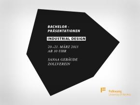 Bachelor-Präsentationen März 2013