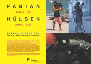 Vortrag Fabian Huelsen