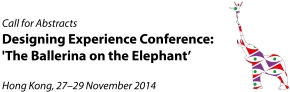 Designing Experience Conference: The Ballerina on the Elephant