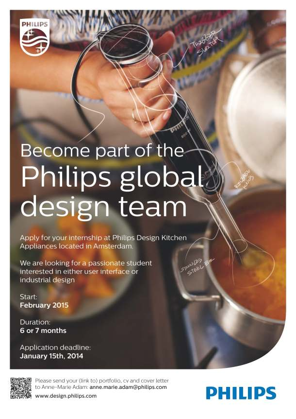 Internship Philips Design AMS_2015