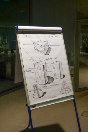 Drawing for Product Designers – Workshop – Tag1