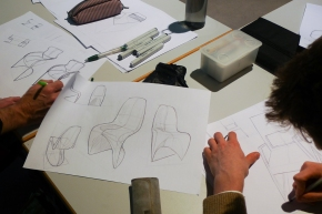 Drawing for Product Designers – Workshop – Tag 2