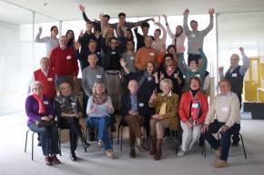 Studierende workshoppen mit der Essener Generation70+