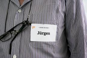 Junior & Senior Designer workshoppen erneut zum ThemaInterface
