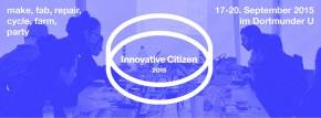Innovative Citizen Festival 2015