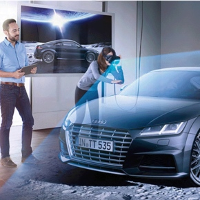 Praktikum bei Audi DesignKommunikation