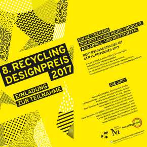 8. RECYCLING DESIGNPREIS2017