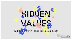 CREATIVE.NRW-Konferenz: Hidden Values